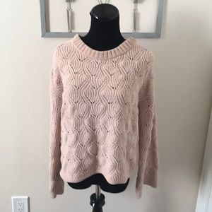 Lauren Conrad Crewneck Sweater NWT size med